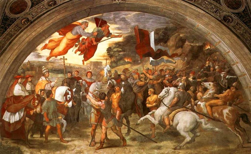 Barbare à Rome