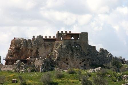 Castello Sabuci Lu Castiddrazzu