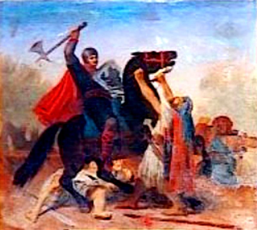 chevalier de Hauteville