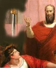 Epée de Damocles