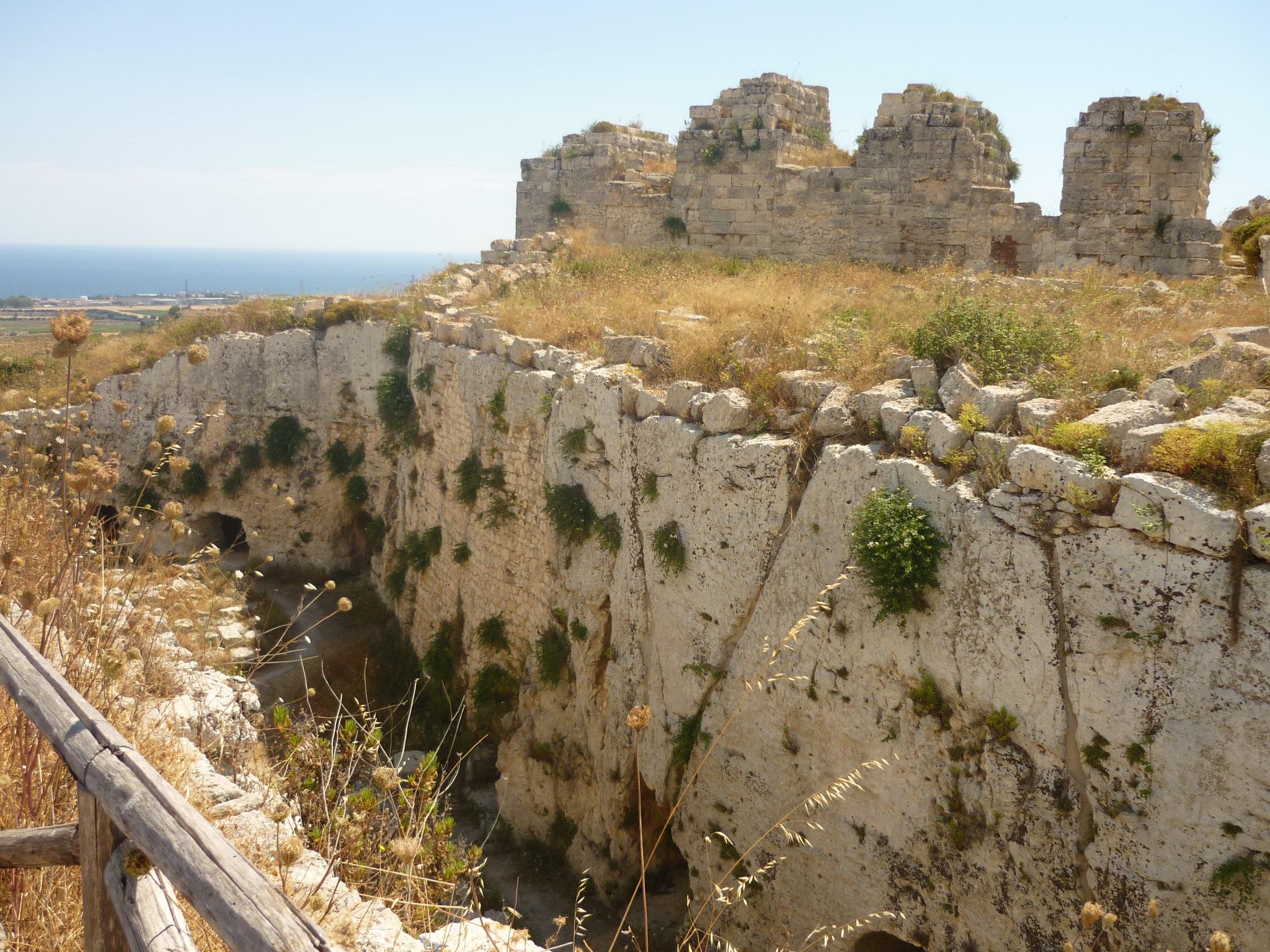 Fort de l`Euryalus