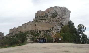 MUSSOMELI Castello Chiaramonte Nord