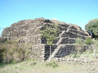 Petraperzia Piramida di Cerumbelle