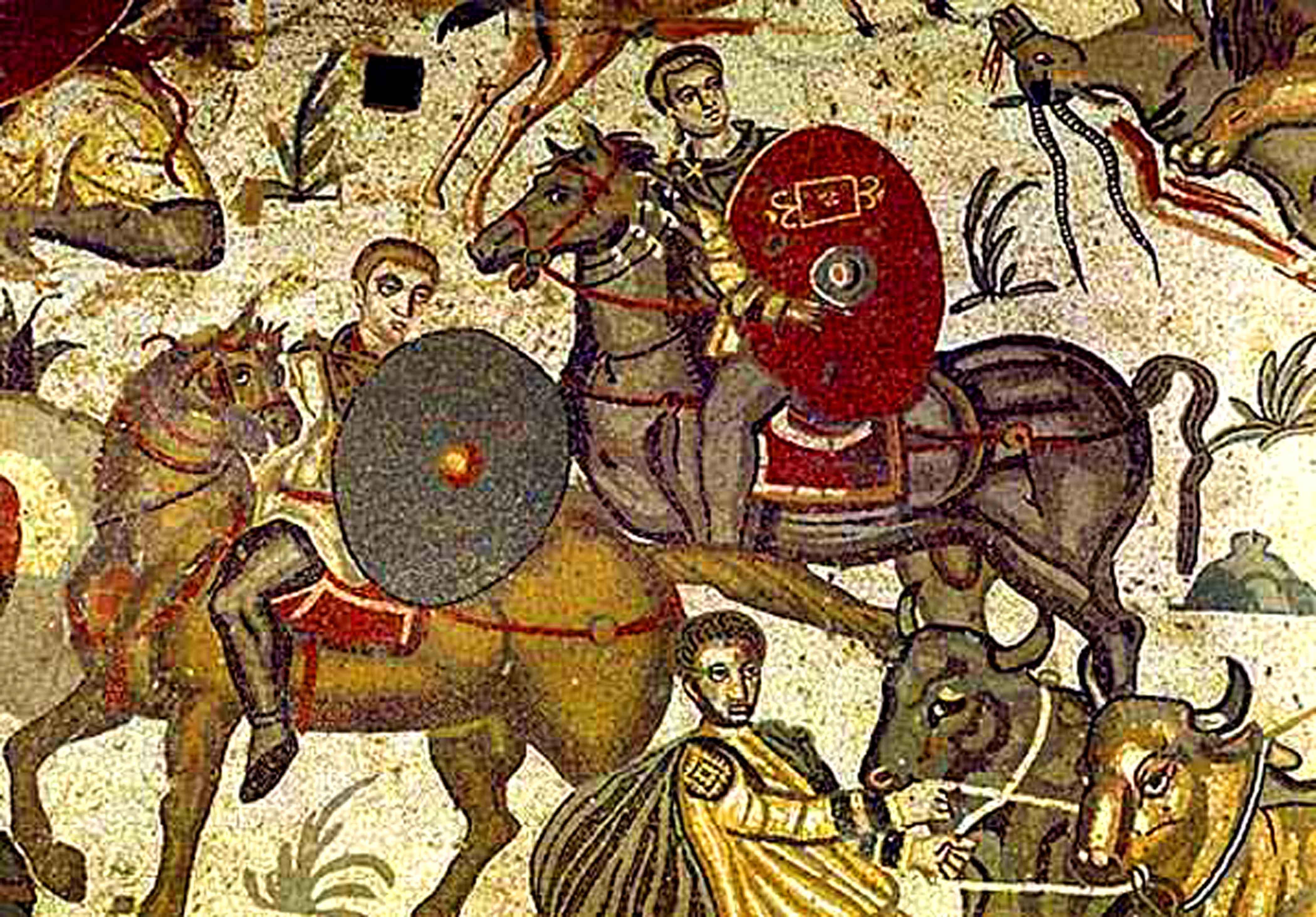 Piazza Armarina Cavaliers