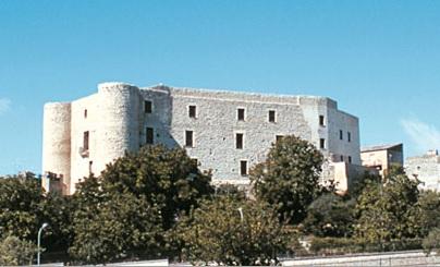 Racalmuto Castello Chiaramonte