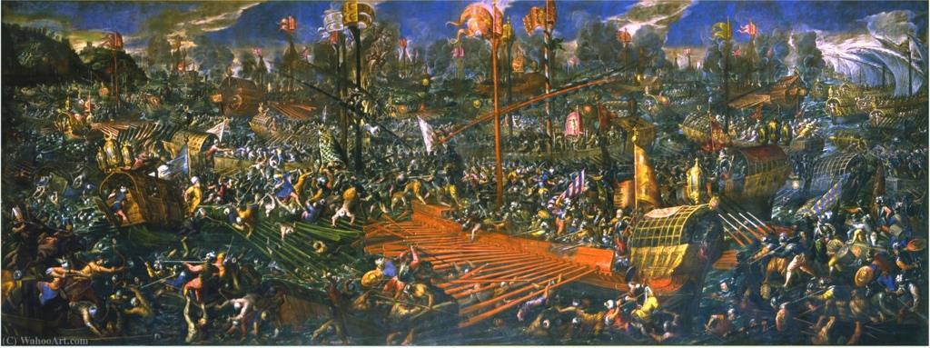 bataille de Lépante