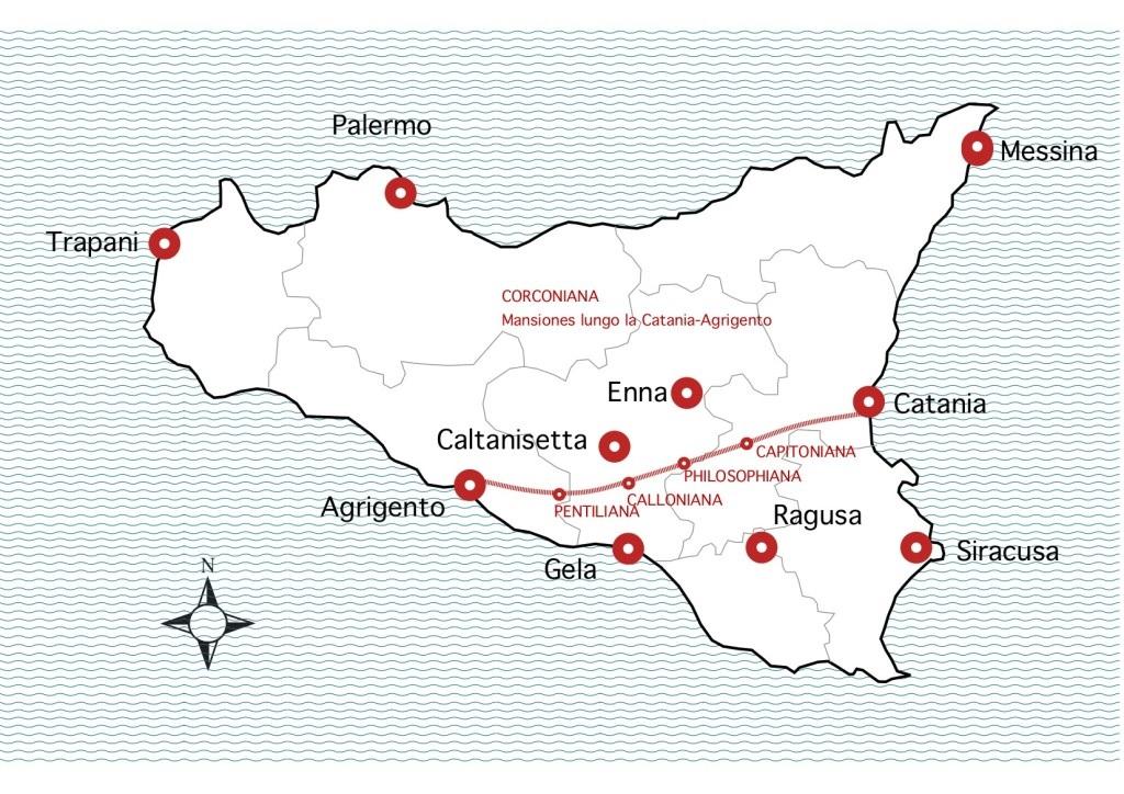 Voie romaine Est Ouest
